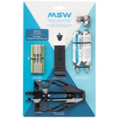Ride and Repair Kit with Water Bottle Cage