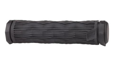 MFG-100 Mountain Flatbar Grips Craggy Pattern