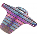 MSW Front Splash Pad Fender - psychedelic